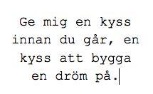 - Aprilhimlen, Håkan Hellström.