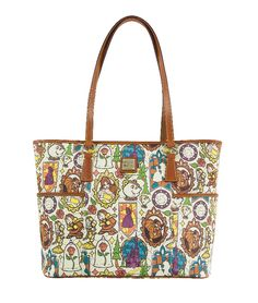 Beauty and the Beast Dooney & Bourke Tote