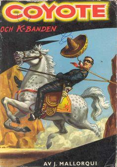 Coyote Och K-Banden Opera, Comic Books, Horses, Comics, Art, Art Background, Opera House, Kunst, Cartoons