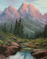 Fred Choate - Fine Art Paintings