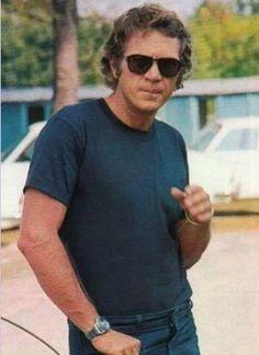 Steve McQueen. ☑SamPage