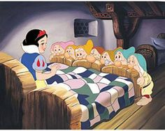 Snow White & The Seven Dwarfs. What an amazing accomplishment in its time. And still holds its own today.