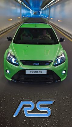 FORD FOCUS RS MK2 | Ford focus, Ford motor, Ford