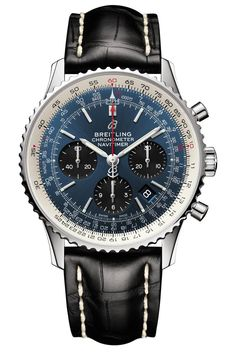 The GQ guide to Breitling watches Navitimer 1 Automatic 38