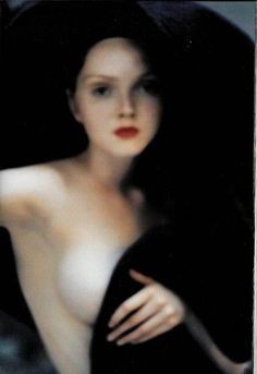 Lily Cole by Paolo Roversi