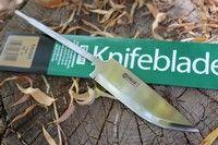 Helle Knives Eggen Blade Blank