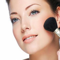 How To Apply Make Up For Photos