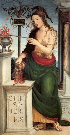 Allegory of Celestial Love - Il Sodoma