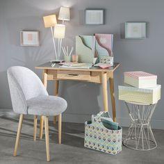 Stuhl im Vintage-Stil aus ... - Mauricette