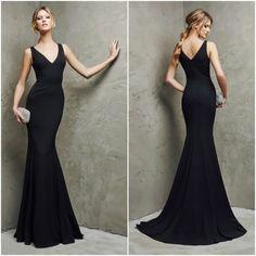 Lacor, Pronovias 2016. Affordable Prom Dresses, Formal Dresses For Teens, Unique Prom Dresses, Backless Prom Dresses, Stunning Dresses, Formal Gowns, Beautiful Gowns, Elegant Dresses, Bridesmaid Dresses