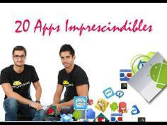 ▶ Las 20 apps imprescindibles en tu Android - YouTube