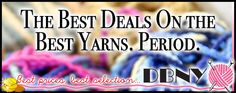 Best deals on the best yarns at DBNY