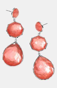 Ippolita 'Wonderland' Drop Earrings (Nordstrom Exclusive) available at #Nordstrom
