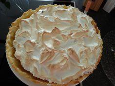 Zitronen Tarte Pie, Foods, Bakken, Torte, Food Food, Cake, Food Items, Fruit Cakes, Pies