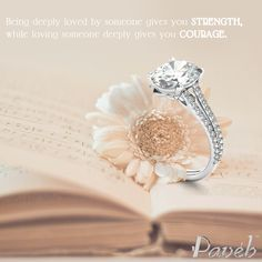 Pavéb high quality jewelry will brighten your day and give you strength and courage whenever you need it
