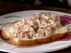Lobster Rolls in Mayo