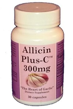 AllicinPlus-CTM 300mg of Garlic Allicin  30 Vegetarian Capsules https://teaforweightlossusa.info/allicinplus-ctm-300mg-of-garlic-allicin-30-vegetarian-capsules/