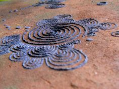 Mindfulness Art, Sand Painting, The Wiz, Circles, Wisdom, Image