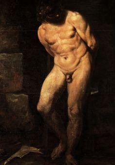 Samson Imprisoned by Annibale Carracci