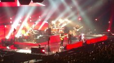 The Killers at the #LGArena on #haloween ... I've got soul, but I'm not a Soldier!!