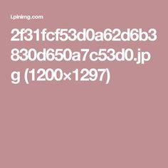 2f31fcf53d0a62d6b3830d650a7c53d0.jpg (1200×1297)