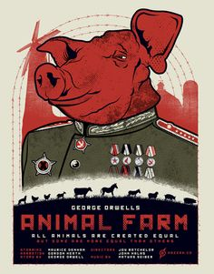 Animal Farm (1954) directed by John Halas and Joy Batchelor