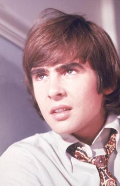 Davy Jones Every Saturday morning I watched The Monkees. Davy was my favorite.