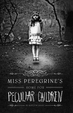 Miss Peregrine's Home for Peculiar Children Miss Peregrine's Home for Peculiar Children by Ransom Riggs I found this book very interesting. Miss Peregrine's Home for Peculiar Children is about a boy. Ya Books, I Love Books, Great Books, Books To Read, This Book, Book 1, Teen Books, Book Cafe, Comic Shop