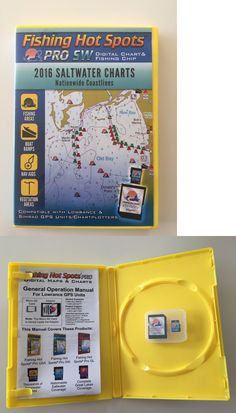 Charts and Maps 179987: Fishing Hot Spots E186 Pro Sw Digital Chart And Fishing Chip - Saltwater Nationwid -> BUY IT NOW ONLY: $59.99 on eBay!