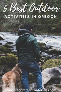 Looking for the best outdoor activities in Oregon? How about the FIVE best outdoor experiences?! Oregon City, Oregon Coast, Oregon Trail Game Online, Oregon Wine Country, Oregon Waterfalls, History For Kids, Willamette Valley, Columbia River Gorge, Oregon Travel