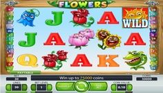 When you sign up to play #Flowers slot machine, you will join many others who are excited about its #fun look, symbols and bright animations.  If you are an online slots player, you will have many different types of games to choose from. The Flowers slot from NetEnt is a #great game to consider if you want to play one with lots of #features.