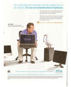 Aflac 2013 Income Protection, Management, Medical, Technology, Marketing, Business, Medical Doctor, Tech, Tecnologia