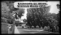 'Stanford-Le-Hope, Station Road c.1955'