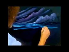 The Joy of Painting S13E12 Oval Essence - YouTube
