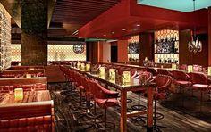 Commercial Restaurant Hospitality Interior Deign of Alma Cocina, Atlanta