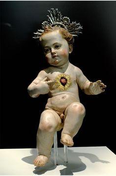 Risultati immagini per imagenes de niño jesus nazareno