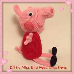 Hey, I found this really awesome Etsy listing at https://www.etsy.com/listing/215930225/peppa-pig-pattern