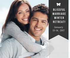 I am organizing and speaking at the Blissful Marriage Retreat January 13-14, in Salt Lake City Utah!  This is a fun retreat/getaway after holiday stress. Reconnect with your spouse on a higher level. We have exciting activities and speakers planned. You won't want to miss out!   Early bird price: $59 --> ends this Sat., Dec 3rd. I suggest you take advantage of this special!   Check the website for information on schedules, add-ons, and speakers…