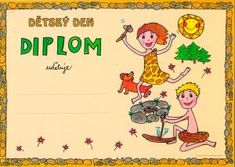 Diplom medvěd – Obrázkový ostrov Lenky Procházkové Family Guy, Comics, Fictional Characters, Geometric Fashion, Shapes, Carnavals, Cartoons, Fantasy Characters, Comic