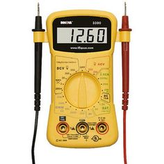 Equus 3300 Hands free Digital Multimeter I need a good hobbyist multimeter, and this one is pretty cheap from Walmart