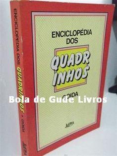 Enciclopédia dos Quadrinhos  R$38