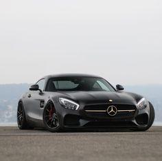 Bad-ass Mercedes AMG