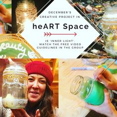 How To Make Lanterns, Winter Solstice, Art Therapy, Creativity, Join, Profile, Inspired, Create, Bottle