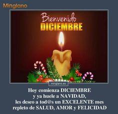 Palabras muy bonitas para recibir al mes de diciembre con imágenes para compartir en las redes sociales