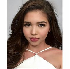 Maine Mendoza from the Philippines Real Beauty, Hair Beauty, Beautiful People, Most Beautiful, Maine Mendoza, Embedded Image Permalink, Good Skin, Philippines, Makeup Looks