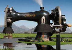 Sweing Machine...!!