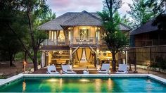 Beautiful Villa Coral Flora on the Gili Islands.