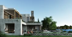 Fogon - exterior   Estudio GWG Arquitectos