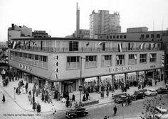 Afbeeldingsresultaat voor oud Rotterdam Oude Hema aan het Beursplein