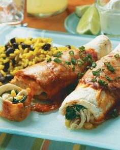 Make ahead Cinco de Mayo recipe